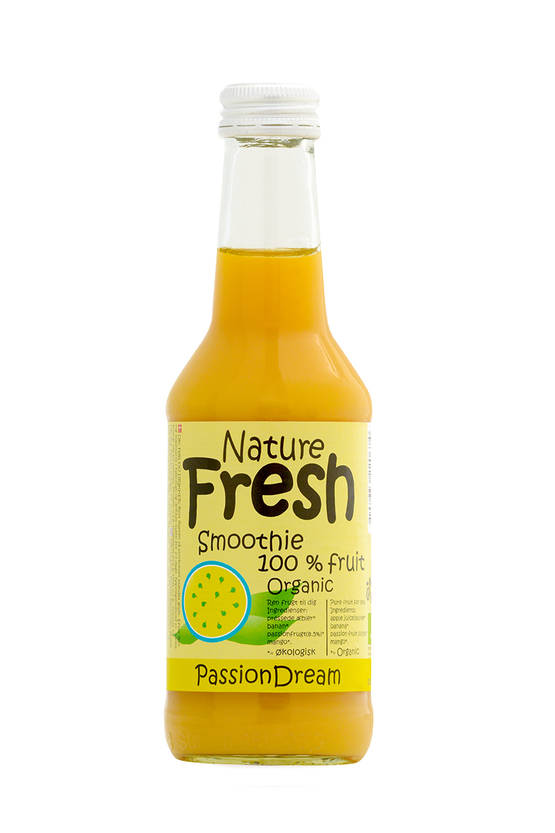 Nature Fresh Smoothie PassionDream 250ml - Smoothiet - 5708636220674 - 1